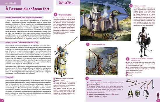 À l'assaut du château fort