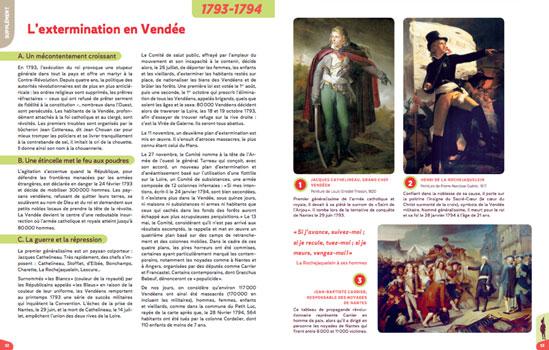 L'extermination en Vendée