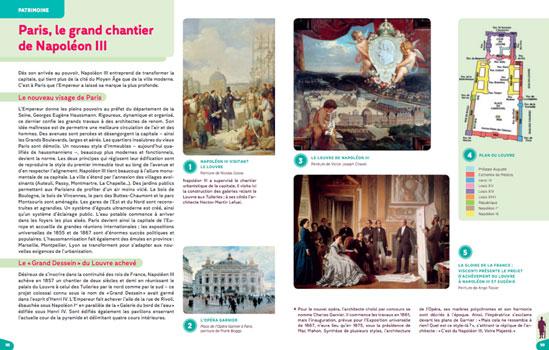 Paris, le grand chantier de Napoléon III