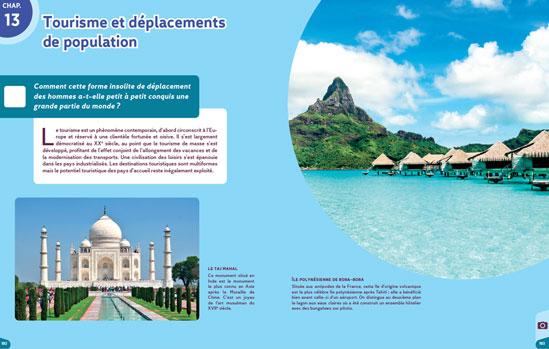 Tourisme et déplacements de population