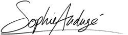 signature sophie auduge